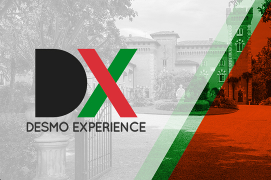 website design desmo experience