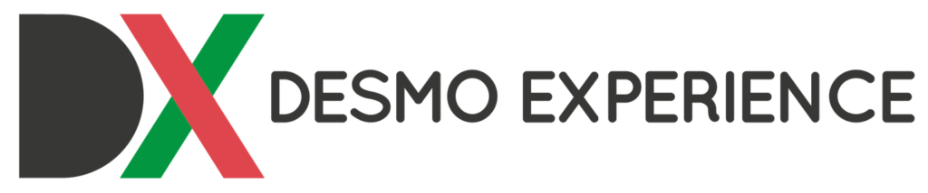 desmo logo design